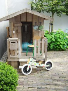 origineel speelhuisje
