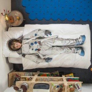 kinderkamer astronaut