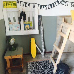 muren van de kinderkamer legerkamer blog zomerzoen