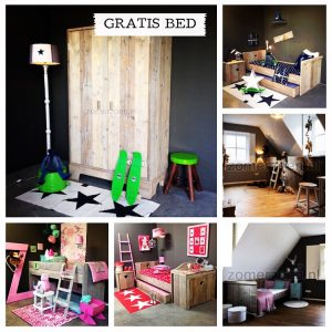 gratis kinderbed