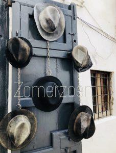 ibiza zomerzoen hoeden