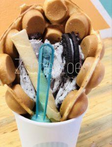 ibiza zomerzoen ijsje hmm