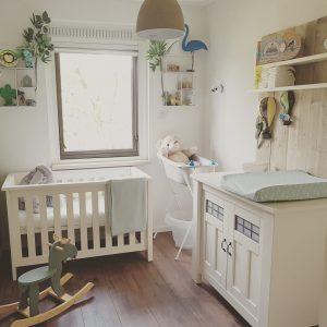 babykamer Rowena zomerzoen 1