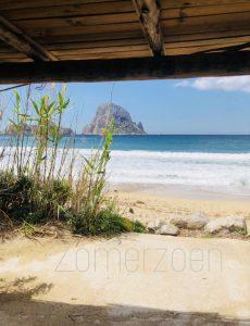 ibiza zomerzoen strand