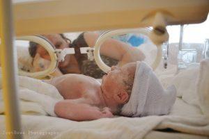 Prednison en zwangerschap babietje