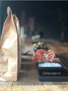 VT wonen kersttips broodzakje zomerzoen