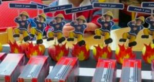 kindertraktatie brandweer zomerzoen