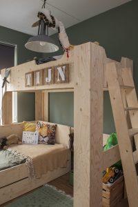 bunk bed kamer tijn zomerzoen