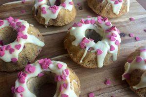 koken op valentijnsdag tulbandcakejes