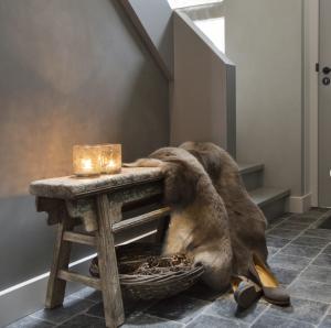 interieurinspiratie in de winter woonthuis zomerzoen