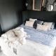 De metamorfose van onze slaapkamer